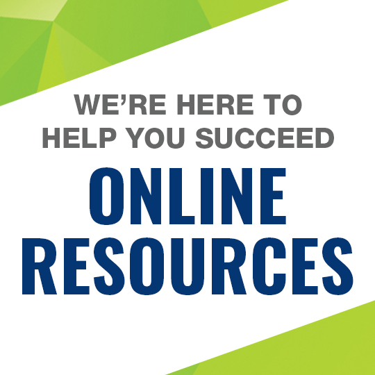 Resources for Navigating our Online Services